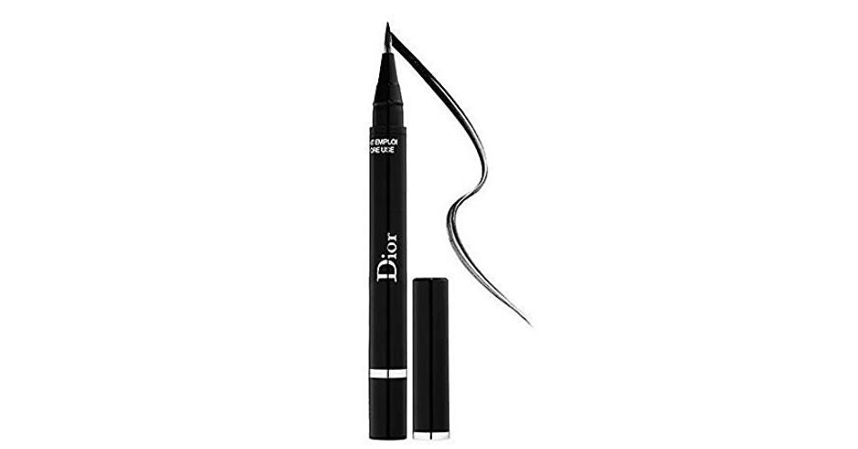 Dior Tekuté očné linky Diorliner 1,35 ml Black