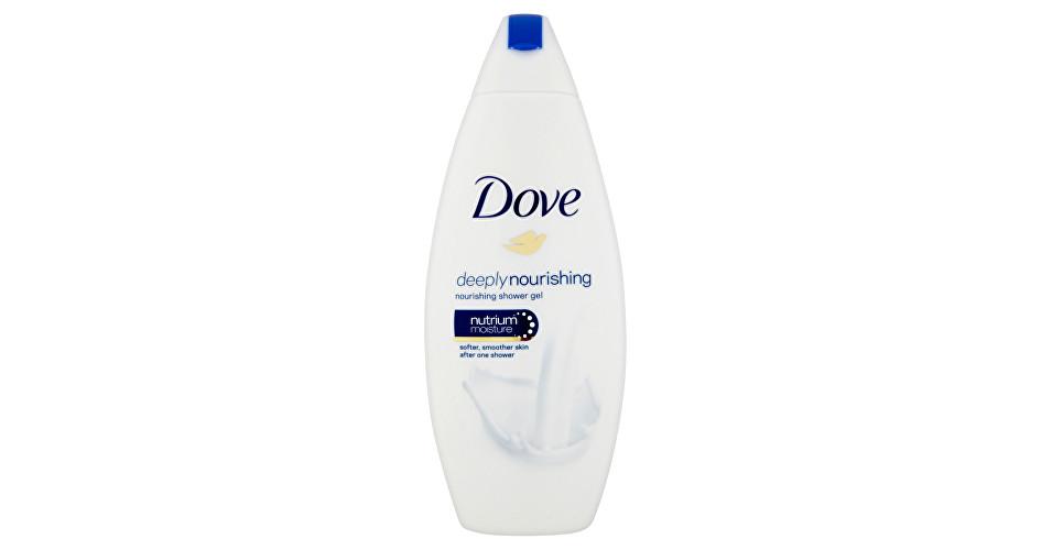 Dove Vyživujúce sprchový gél Deeply Nourishing (Nourishing Shower Gel) 750 ml