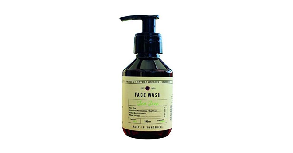 Fikkerts Jemný umývací gél na tvár Tea Tree (Face Wash) 150 ml