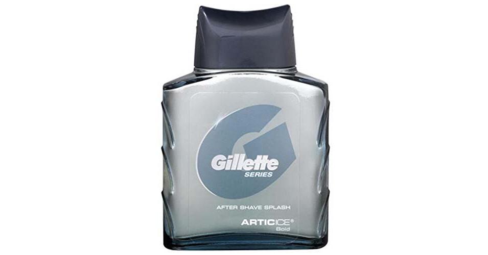 Gillette Voda po holení Series Arctic Ice (After Shave Splash) 100 ml