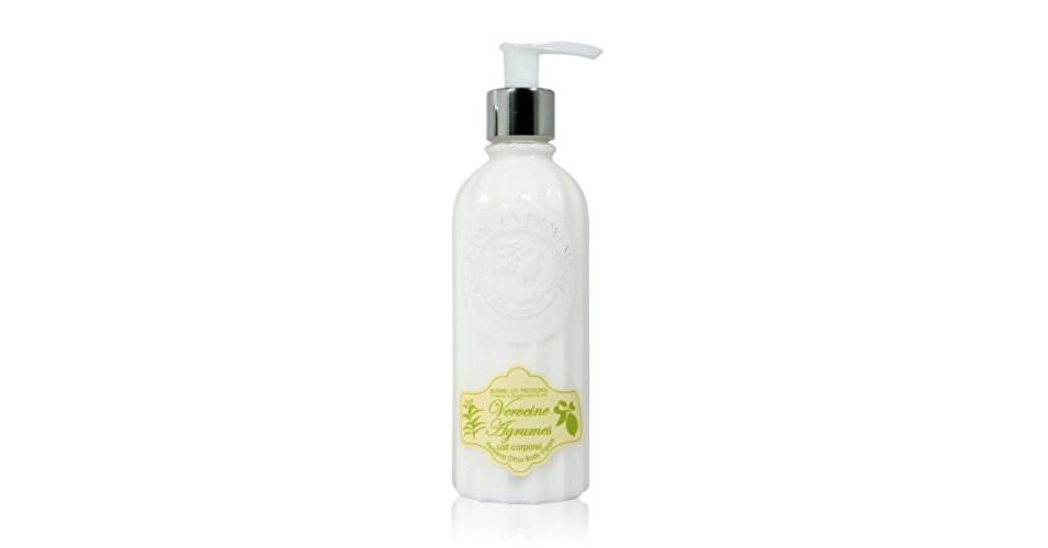 Jeanne En Provence Hydratačné telové mlieko Verbano a citrón (Verbena Citrus Body Cream) 250 ml