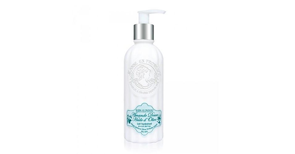 Jeanne En Provence Tělo vé mlieko Mandle a olivový olej (Sweet Almond Olove Oil Body Cream) 250 ml