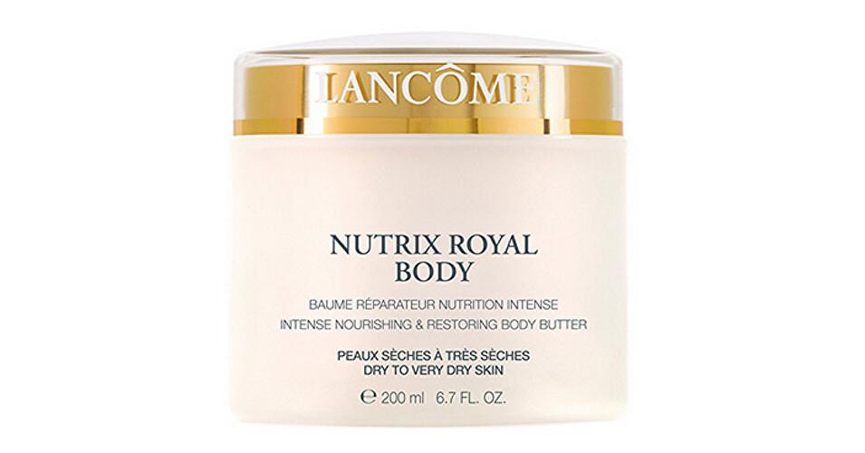 Lancome Obnovujúci a intenzívne vyživujúce telové maslo Nutrix Royal Body(Intense Nourishing & Restoring Body Butter) 200 ml