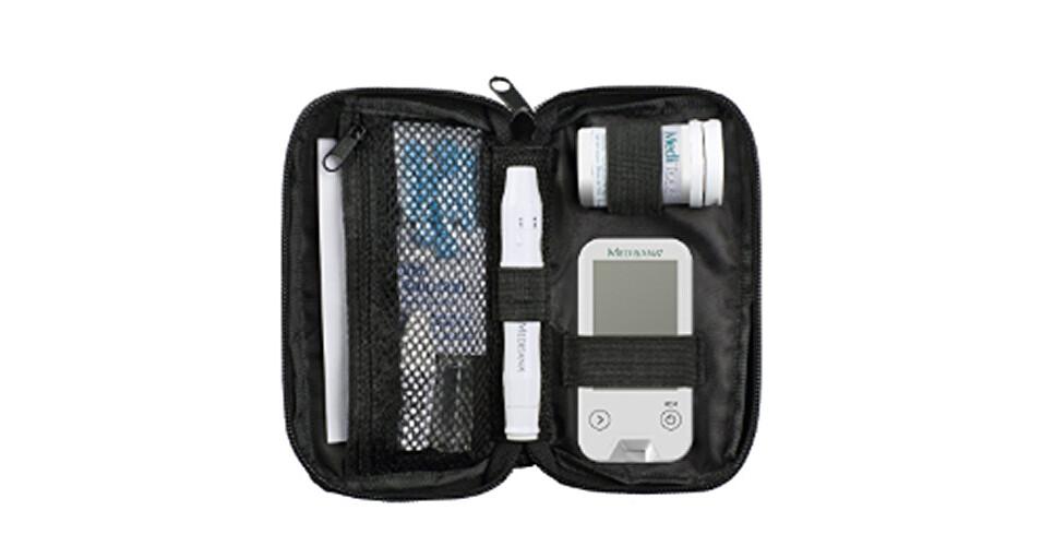 Medisana Štartovací set na meranie hladiny glukózy v krvi Meditouch 2 79034