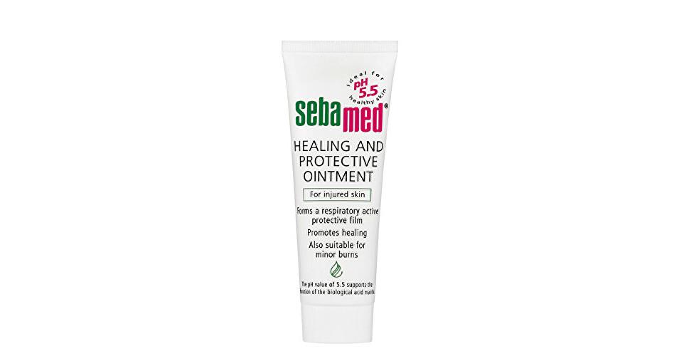 Sebamed Hojivá a ochranná masť Classic (Healing And Protective Ointment) 50 ml - ZĽAVA - pokrčená krabička