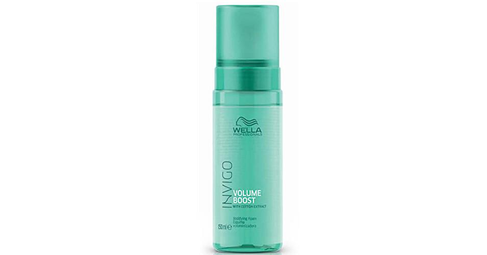 Wella Professional Bezoplachová pena pre väčší objem jemných vlasov Invigo Volume Boost (Bodifying Foam) 150 ml