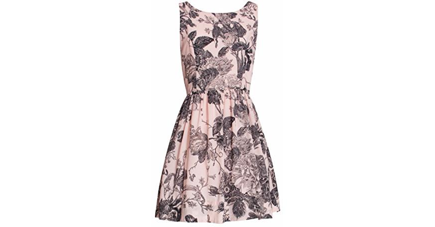 d1294cd248f0 Smashed Lemon Dámske krátke šaty Pink 18134 14 M