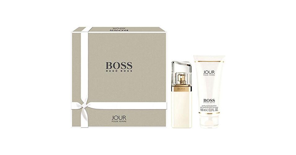 Hugo Boss Boss Jour Pour Femme - EDP 75 ml + tělové mléko 100 ml