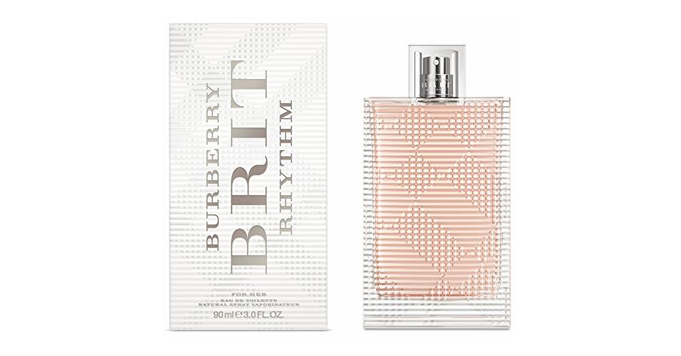 Burberry Brit Rhythm For Her - EDT - ZĽAVA - bez celofánu 50 ml