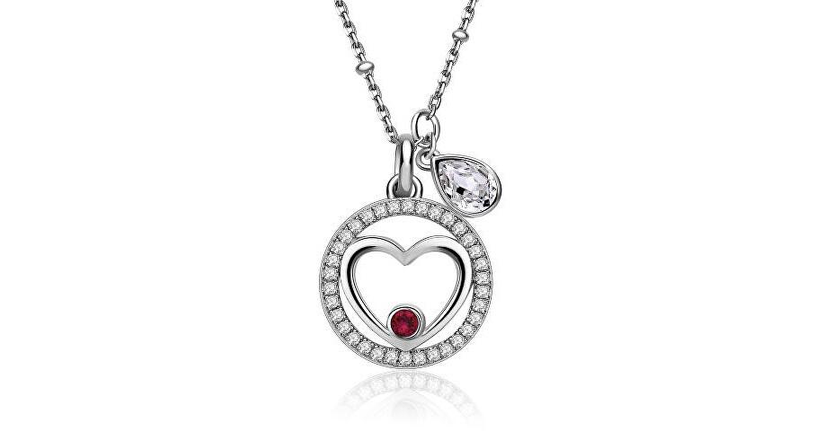 Brosway Strieborný náhrdelník New Age G9NA06