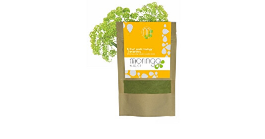 Moringa MIX Moringový čaj s archangeliky 30 g