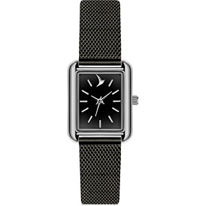 Emily Westwood Northeast Greenland Northeast Greenland Black Mesh Watch Watch ECK-3316