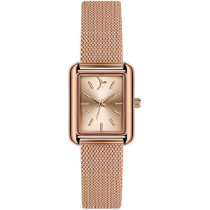 Emily Westwood Queensland Rose Gold Mesh Watch ECL-3216