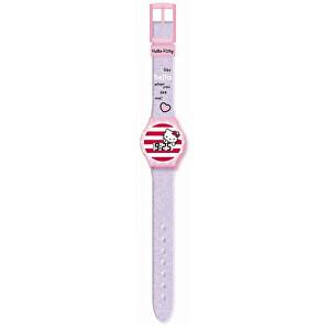 Hello Kitty Digitální hodinky s Hello Kitty HK25128