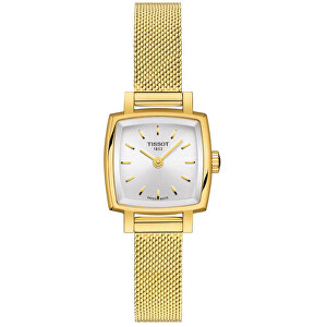 Tissot T-Lady Lovely Square T058.109.33.031.00