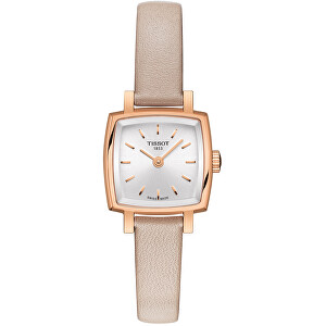 Tissot T-Lady Lovely Square T058.109.36.031.00