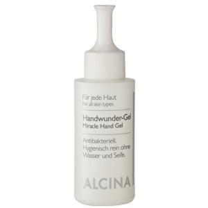 Alcina Antibakteriální gel na ruce (Miracle Hand Gel) 50 ml