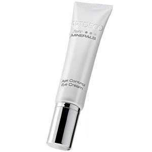 Fotografie Artdeco Omlazující oční krém Pure Minerals (Age Control Eye Cream) 15 ml