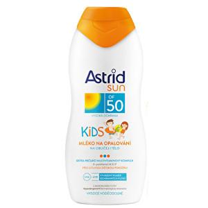 Astrid Dětské mléko na opalování OF 50 Sun 200 ml