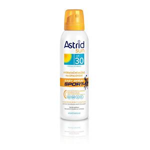 Astrid Hydratačné mlieko na opaľovanie OF 30 Sun Easy Spray Sport 150 ml