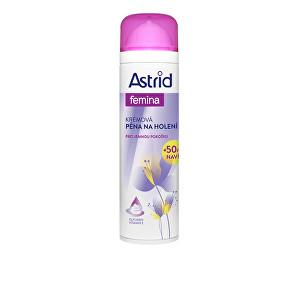 Astrid Krémová pěna na holení pro jemnou péči 250 ml
