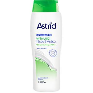 Astrid Vyživující tělové mléko pro suchou pokožku Nutri Moments 250 ml