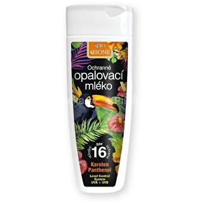 Bione Cosmetics Ochranné opalovací mléko SPF 16 (Sun Milk SPF 16) 200 ml