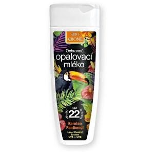 Bione Cosmetics Ochranné opalovací mléko SPF 22 (Sun Milk SPF 22) 200 ml