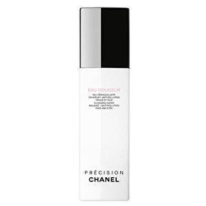 Chanel Jemná čisticí voda na obličej i oči Eau Douceur (Cleansing Water Balance + Anti-Pollution Face And Eyes) 150 ml