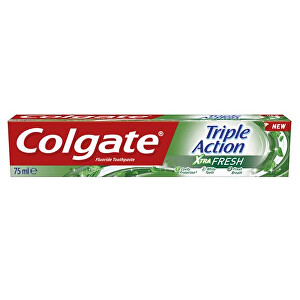 Colgate Zubná pasta Triple Action Xtra Fresh 75 ml