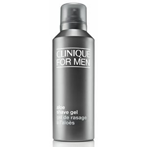 Clinique Pěnivý gel na holení s aloe vera (Aloe Shave Gel) 125 ml