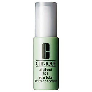 Clinique Vyhlazující krém na rty a jejich okolí All About Lips (De-Lines, Deflakes) 12 ml