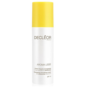 Decléor Energizující denní krém Aroma Lisse SPF 15 (Energising Smoothing Cream) 50 ml - SLEVA - poškozená krabička