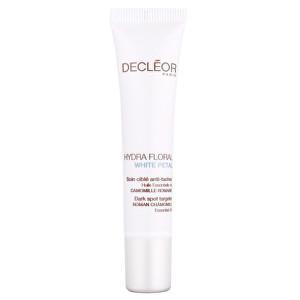Decléor Lokální péče pro redukci pigmentových skvrn Hydra Floral White Petal (Dark Spot Targeter) 15 ml