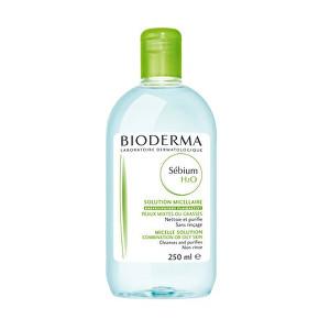 Bioderma Čisticí pleťová voda pro mastnou pleť Sébium H2O (Solution Micellaire) 500 ml