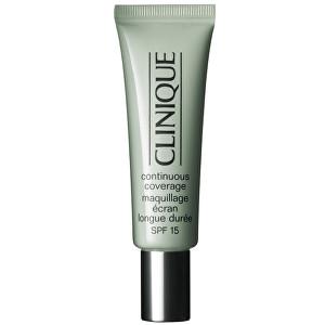 Clinique Dlouhotrvající krycí make-up a korektor Continuous Coverage SPF 15 30 ml 01 Porcelain Glow