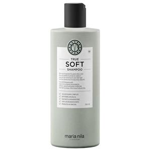 Maria Nila Hydratační šampon s arganovým olejem na suché vlasy True Soft (Shampoo) 100 ml