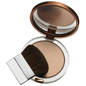 Clinique Bronzující kompaktný púder (True Bronze Pressed Powder Bronze r) 9,6 g 03 Sunblushed