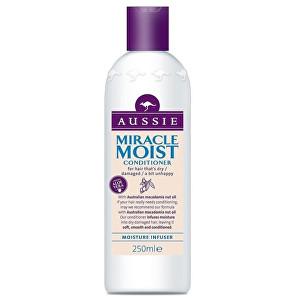 Aussie Kondicionér pro suché a poškozené vlasy Miracle Moist (Conditioner) 250 ml