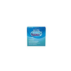 Durex Kondomy Classic - SLEVA - poškozená krabička 18 ks