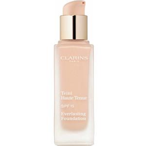 Clarins Make-up pro dlouhotrvající perfektní vzhled SPF 15 (Everlasting Foundation) 30 ml 112 Amber