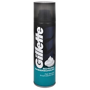Fotografie Gillette Pěna na holení pro citlivou pokožku