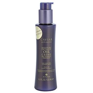 Alterna Před-šamponová péče pro velmi suché vlasy Caviar Anti-Aging (Moisture Intense Oil Créme Pre-Shampoo Treatment) 125 ml