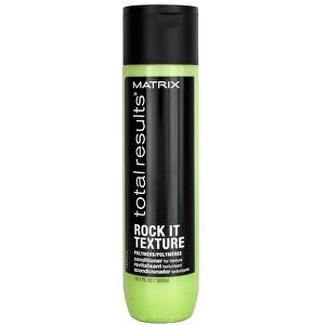 Matrix Regenerační stylingový kondicionér Total Results Texture Games (Conditioner For Texture) 300 ml