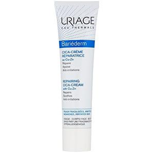 Uriage Bariéderm Cica reparativní krém s obsahem mědi a zinku (Repairing Cream with Cu-Zn) 40 ml