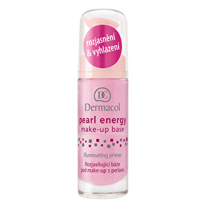 Dermacol Rozjasňujúca báza pod make-up (Pearl Energy Make-Up Base) 15 ml
