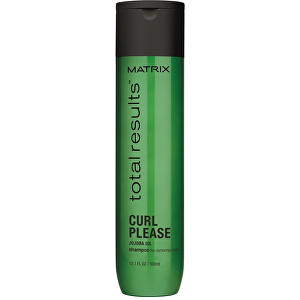 Matrix Šampon pro kudrnaté vlasy Total Results Curl Please (Shampoo for Nurturing Curls) 300 ml