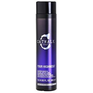 Tigi Šampon pro objem vlasů Catwalk Your Highness (Elevating Shampoo) 300 ml