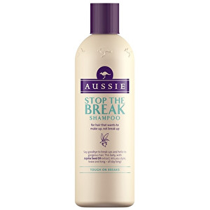 Aussie Šampon proti lámavosti vlasů Stop The Break (Shampoo) 300 ml