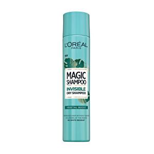 Loreal Paris Suchý šampon pro objem vlasů Magic Shampoo (Invisible Dry Shampoo) 200 ml 02 Rose Tonic